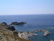 Lesbos Scenery