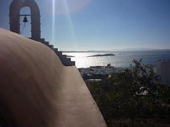 Mykonos stad