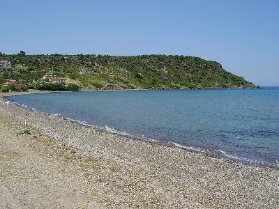 Maragos cape Lesbos