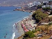 Massouri Beach Kalymnos