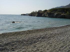 Mavros Kolimbos Beach, southeast Crete