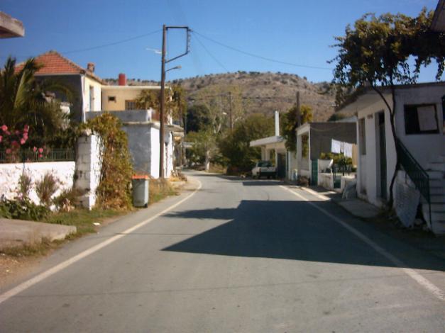 Mesa Lassithi, Crete, Kreta