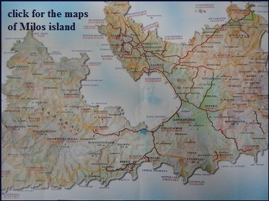 milos plattegrond
