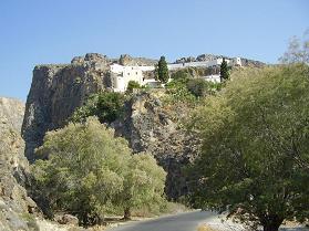 Moni Kapsa, southeast Crete