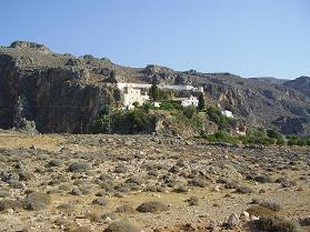Moni Kapsa, Kreta