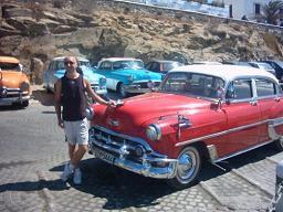 Maxim in Mykonos stad