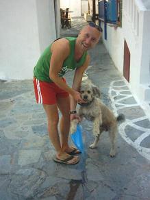 Maxim en de straathond