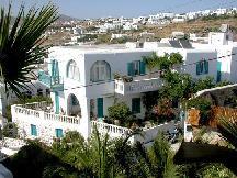 Hotel Nazos in Mykonos town