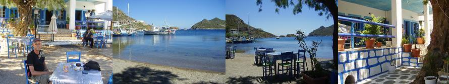 Patmos restaurants