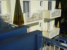 Samos, Oceanida hotel