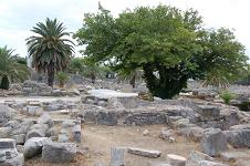 Kos Town escavations, opgravingen in Kos Stad