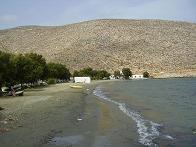 Panormos Beach on Tinos
