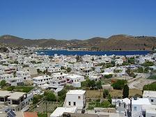 Patmos stad