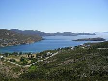 Patmos beach