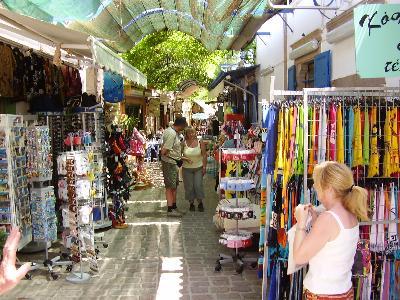 Petra strand Lesbos