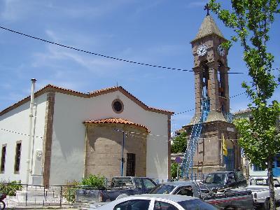 Pigi, Lesbos
