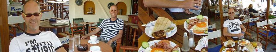 Patmos restaurants