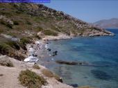 Potha Beach Kalymnos