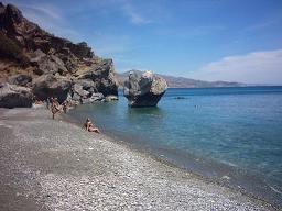 Preveli Beach, Crete, Kreta.