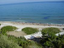 Samos, Psili Amos east beach