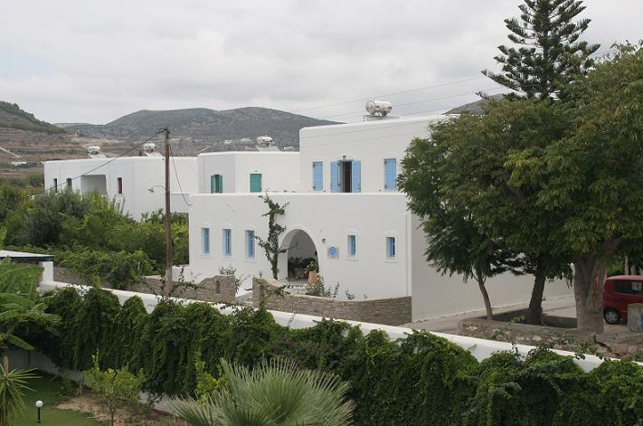 Rodia Studios in Paros