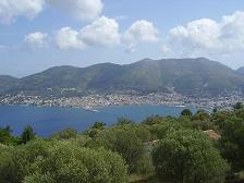Vathi or Samos town