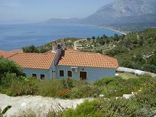 Samos, hotel Panorama Villas