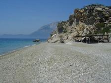 Samos, hotel Panorama Villas beach