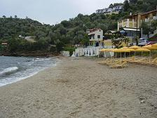 Samos, Limnionas strand