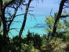 Samos, Tsamadou beach