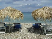 Samos, Kokkari beach