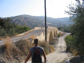Sarakina Kloof, Kreta