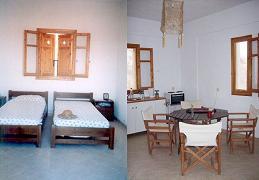 Domniki Apartments Schinoussa