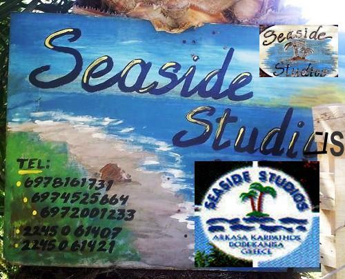 Seaside Studios Karpathos