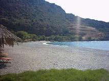 Sfinari Beach - Sfinari strand.