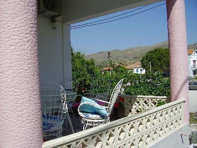 Lesbos, Villa La Passione, Skala Eressos