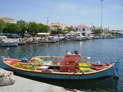 Skala Kallonis Lesbos