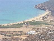 Het starnd van Agios Sostis