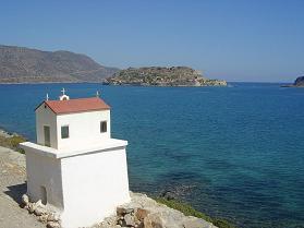 The island Spinalonga