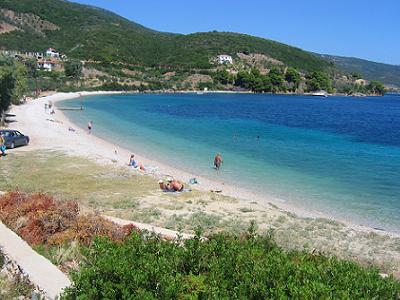 Steni Vala beach Alonissos