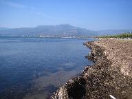 Skala Kallonis strand