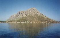 Het eiland Telendos