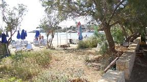 Tersanas strand, Kreta