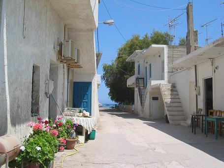 Kreta, Tertsa