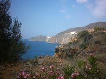 Tholos Beach - Tholos strand