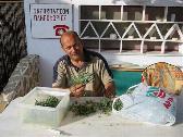 Ioannis maakt krimato schoon....