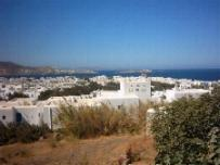 Another view over Mykonos town
