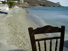 Isternia beach Tinos
