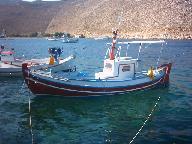 Boats at Panormos