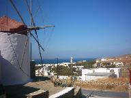 Windmill on Tinos